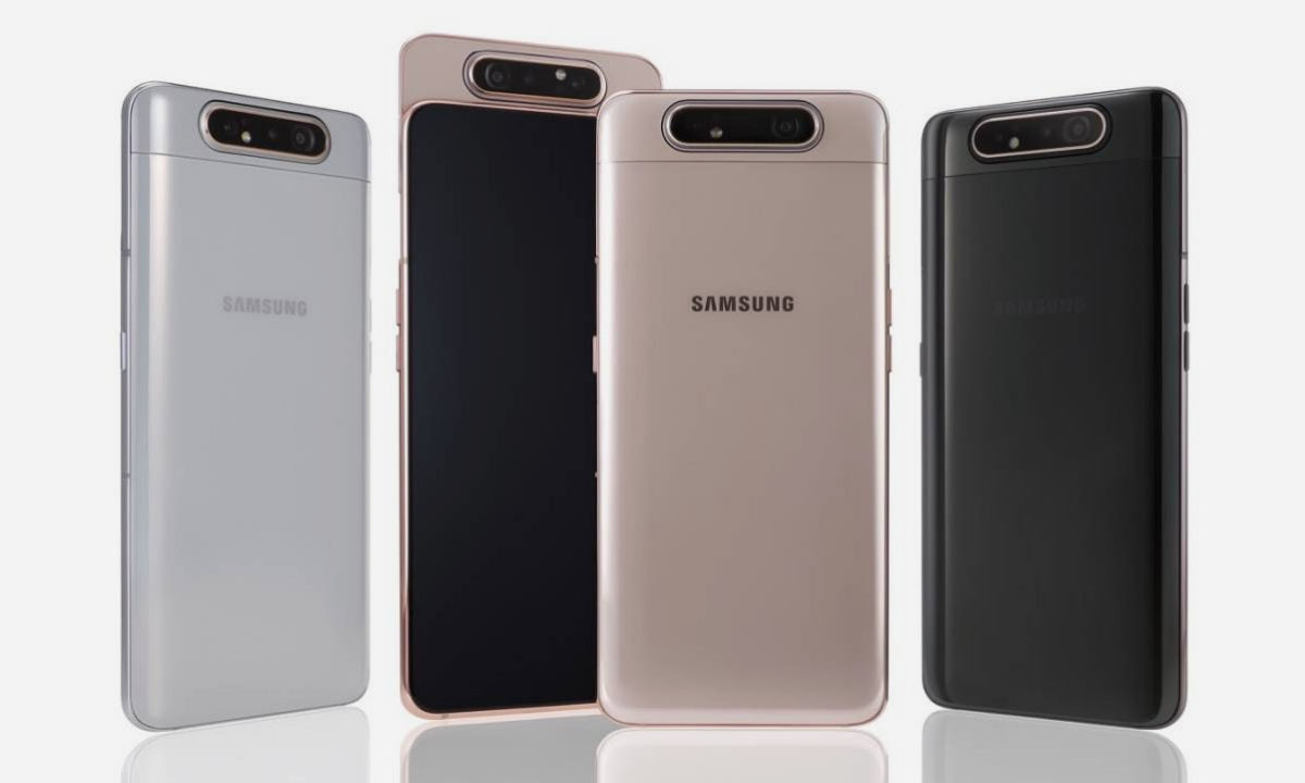 Samsung Galaxy A82 5G será el nuevo teléfono con cámara giratoria