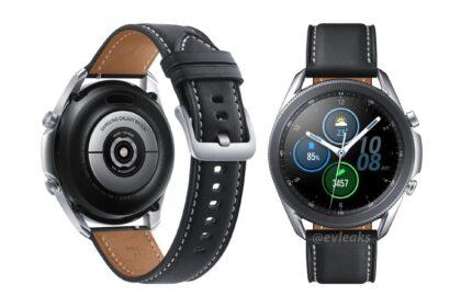 Samsung Galaxy Watch 3 - Clean Reputation