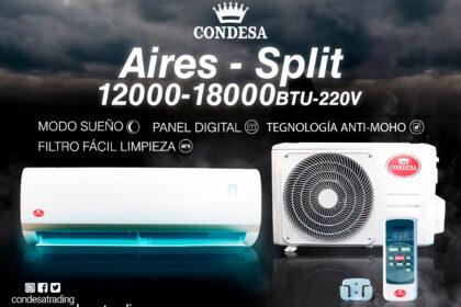Aire Acondicionado Split de Condesa - Clean Reputation